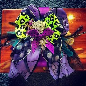 LUX Jewelry BLING BOWS